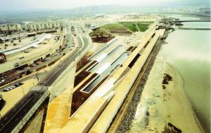 Fig. 5  Immagine del Parco lungofiume del Guadalquivir a Cordoba
