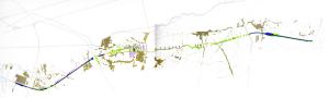 Fig. 11  Progetto di recupero dell'idrovia Padova-Venezia
