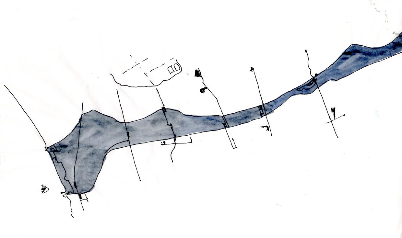 Cast Arredo Torre Annunziata un parco idrografico: tra la foce del fiume sarno e l'ex