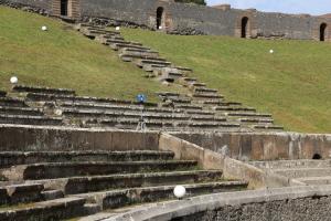 Pompeii, Amphitheatre.